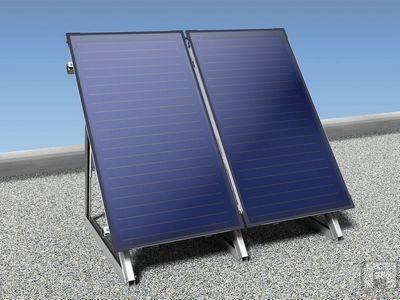 Слънчев панел-колектор Bosch Solar 7000 TF, 2.55кв.м.